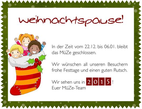 Weihnachtspause2014