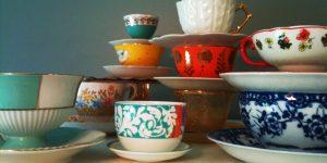 Tassen, Keramik