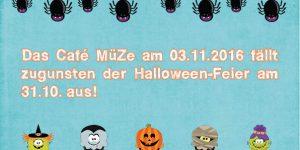 Halloween Feier MüZe Bergedorf Mütterzentrum