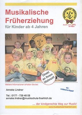 MusikKunde Musikalische Früherziehung Bergedorf